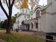 Учні 8-А класу відвідали Софіївський собор