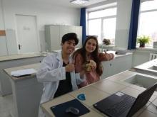 Спільний урок біології з ліцеєм Анни Київської