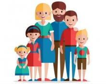 Шановні батьки учнів 6-х класів НВК №20! Запрошуємо вас на зустріч із психологинею нашої школи Вікторією Роєнко. Тема зустрічі – підліток у сім'ї.